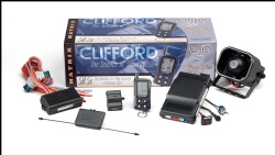 CLIFFORD Matrix 50.5X 2-way Alarm Remote Start $599.00 Installed
